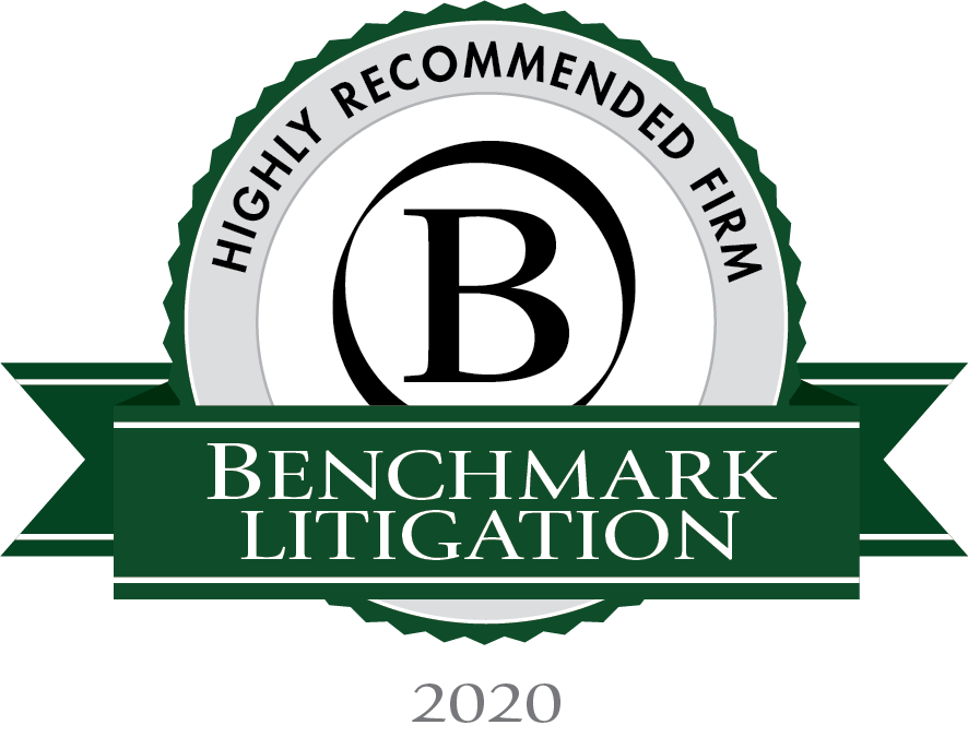 Benchmark Highly Recommended Firm 2020