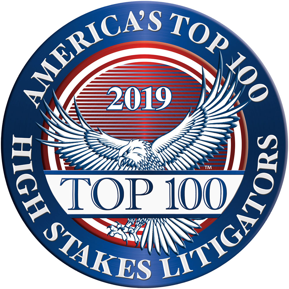 America's Top 100 High-Stakes Litigators
