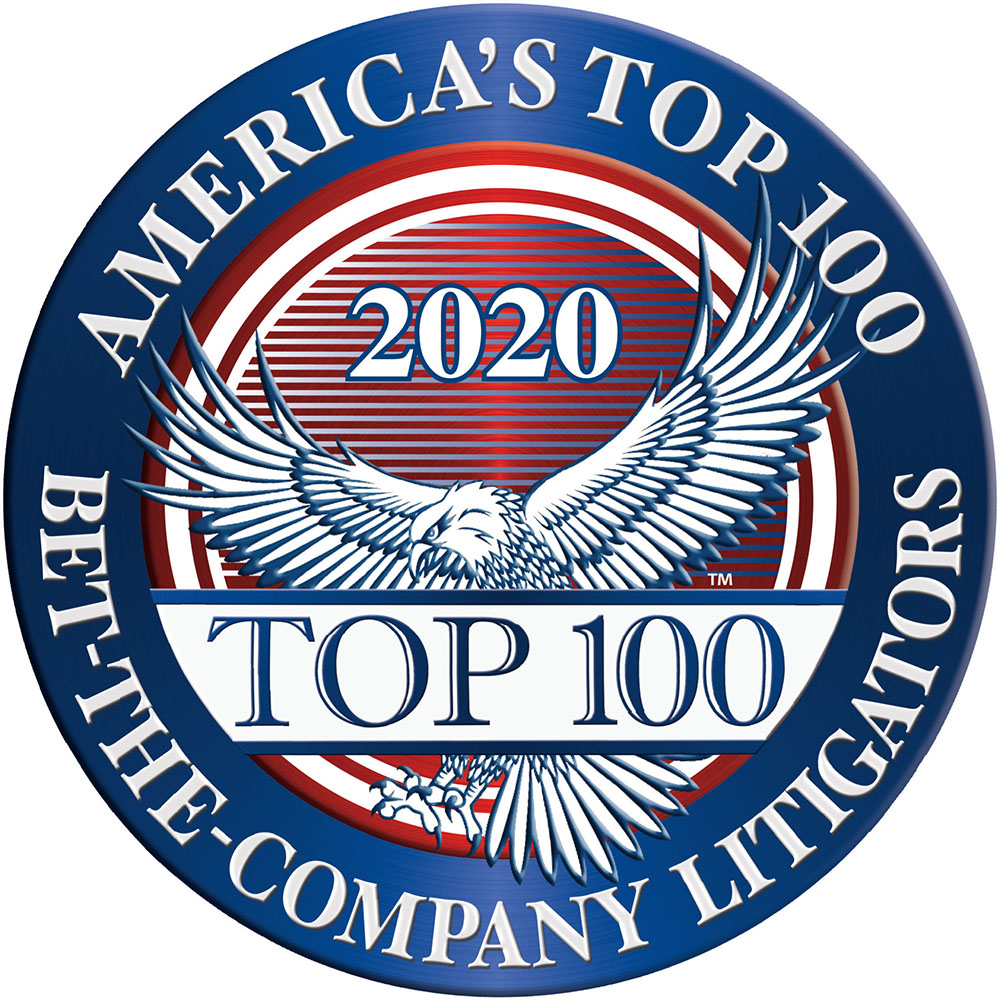 Americas Top 100 Bet The Company 2020